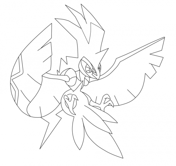 Not official tapu koko - bird version