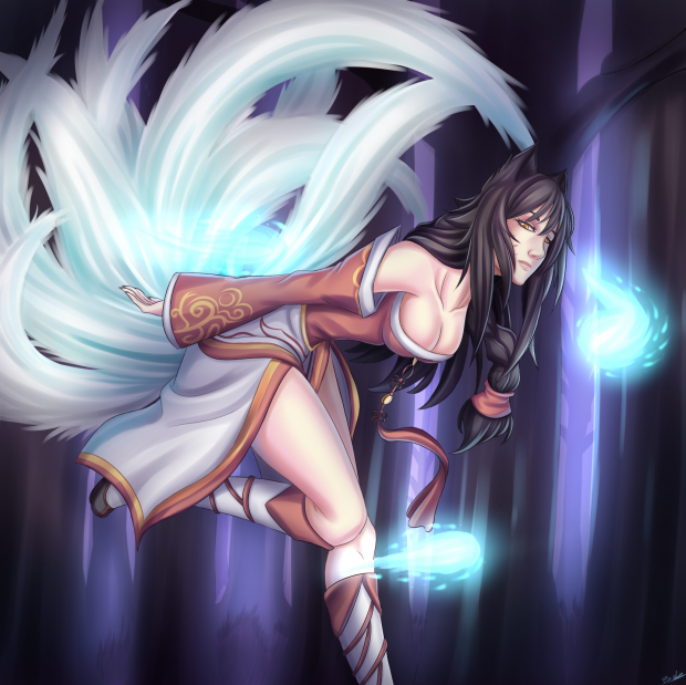 Ahri (League of Legends)