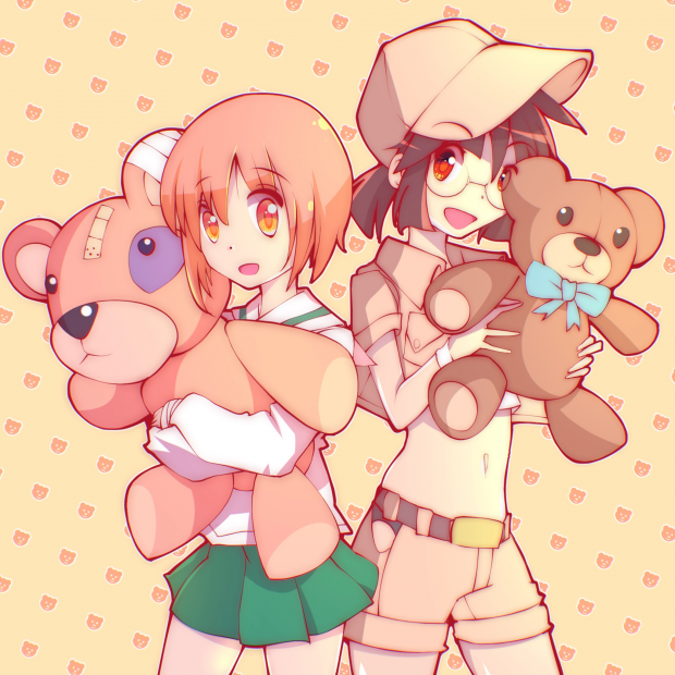 Fio and Miho