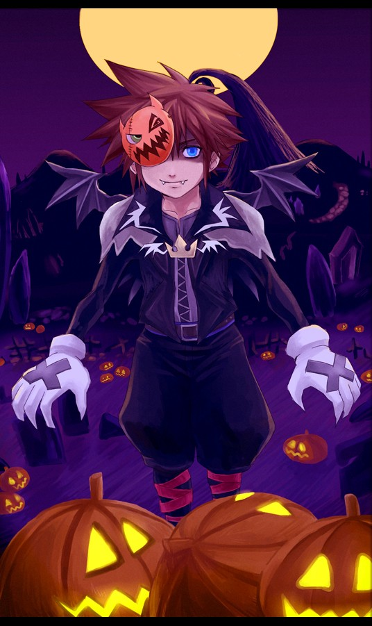Kingdom Hearts- Halloween Town