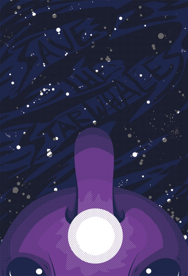 Save the Starwhales: The Poster