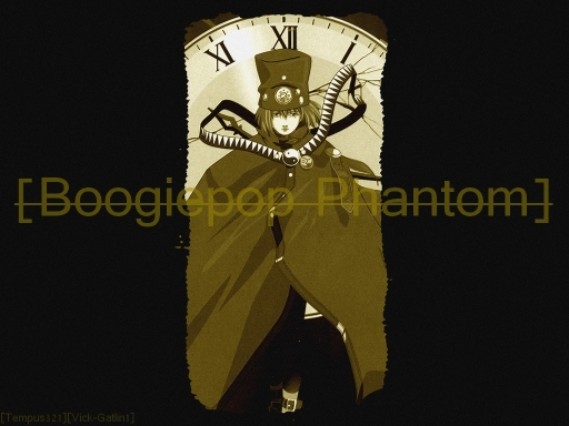The Boogiepop Phantom