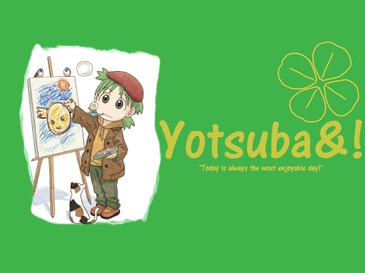Yotsuba and...