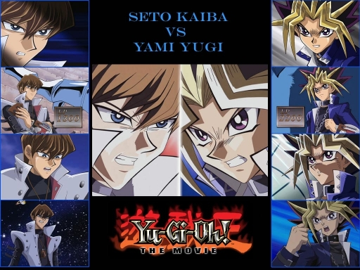 Seto vs Yami Movie Wallpaper 2