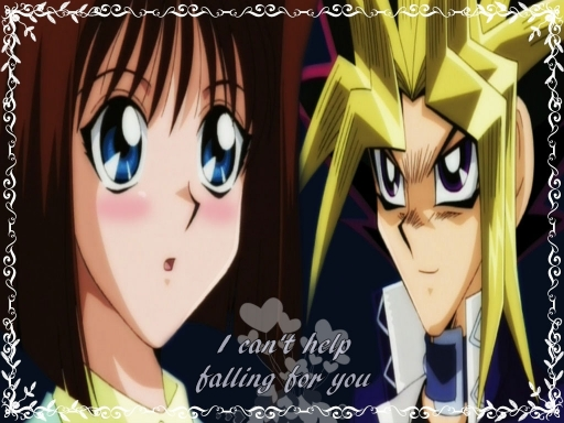 Yami x Anzu Falling For You Wa