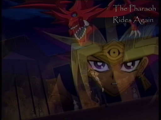 The Pharaoh Rides Again