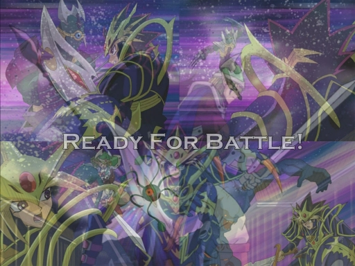 Yami CM11 Battle Ready Wallpap