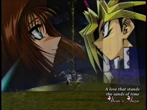 Atem(u) x Anzu -  Love Sands