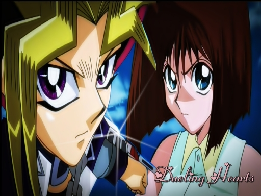 Yami x Anzu - Dueling Hearts