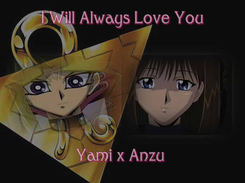 Yami x Anzu Love Forever - Dar