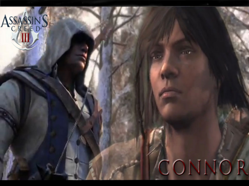 Assassin's Creed 3 - Connor