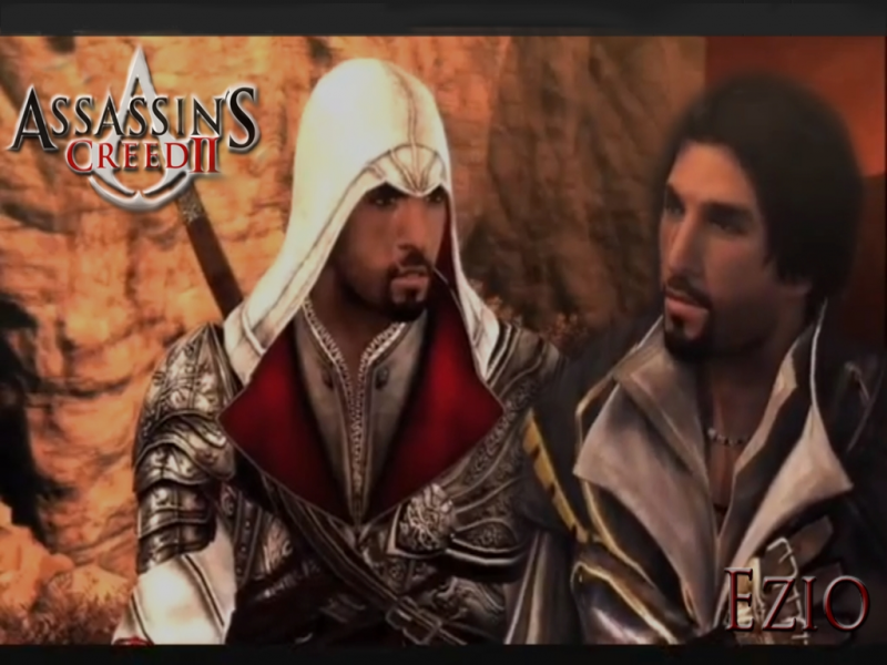 Assasin's Creed 2 - Ezio