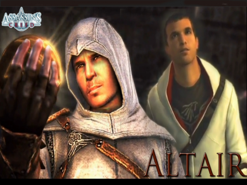 Assasin's Creed - Altair + Des