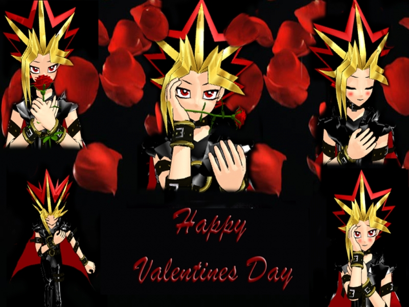 Yami Duelist Rose MMD VDay 201