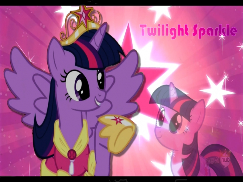 MLP:FIM - Twilight Sparkle