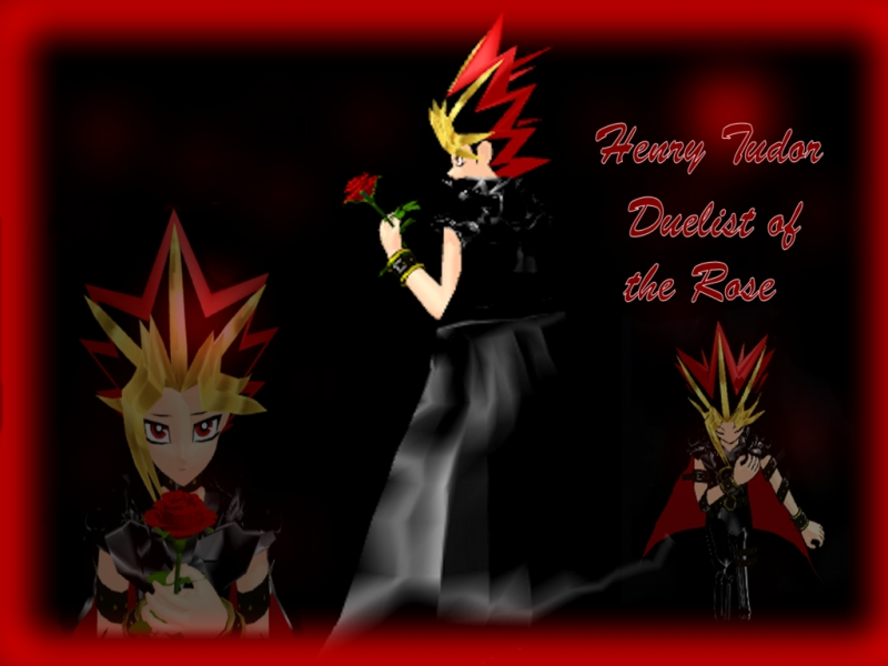 Yami MMD DOR Get Well Wallpape