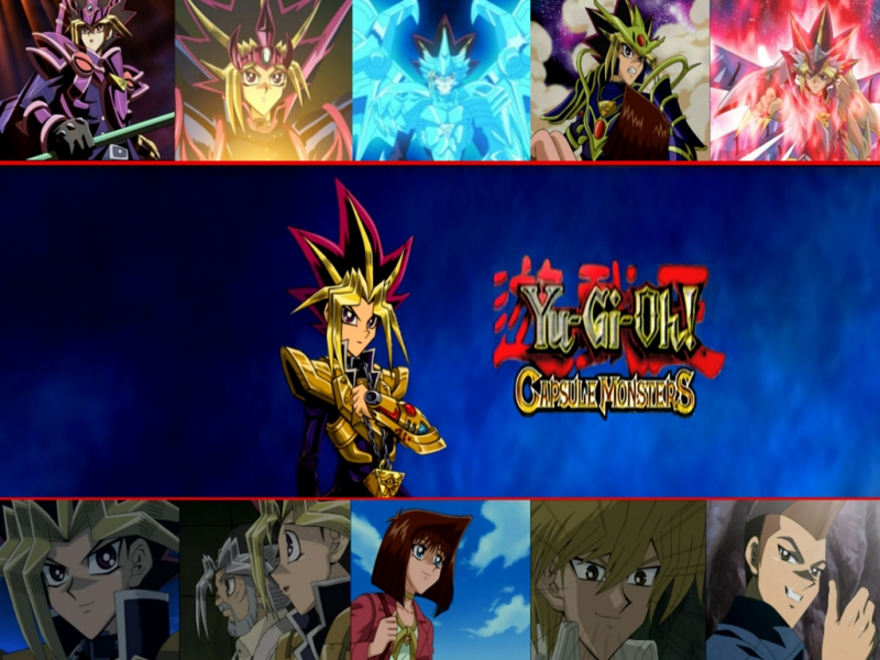 New YGO CM Wallpaper