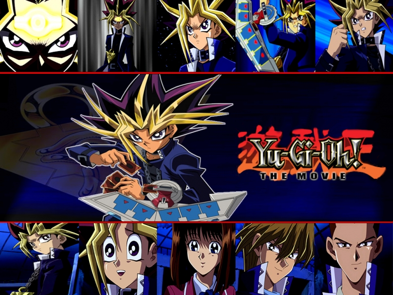 New YGO 2004 Movie Wallpaper