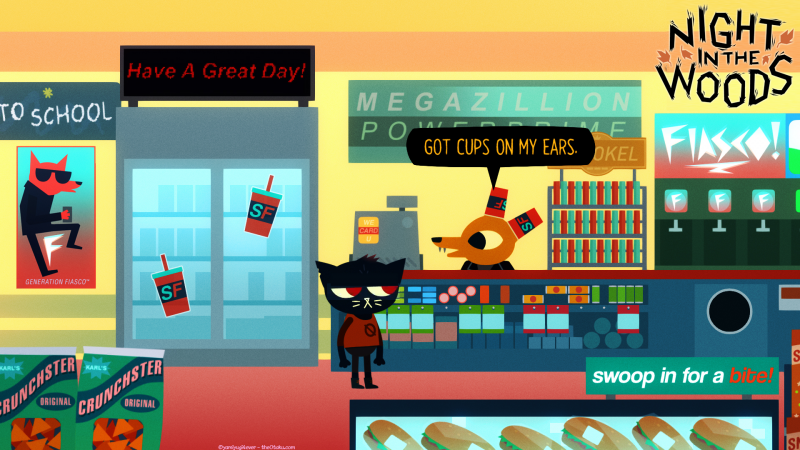 NITW - Cups On Ears