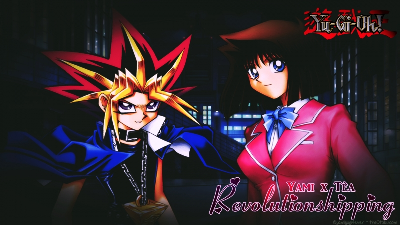 Yami x Tea City Wallpaper 2020