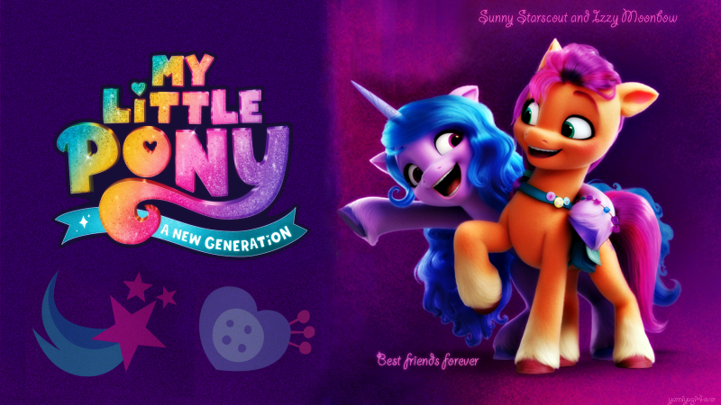 MLP: New Generation - Sunny an