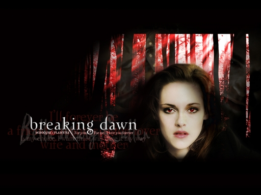 Breaking Dawn - Bella M. Culle