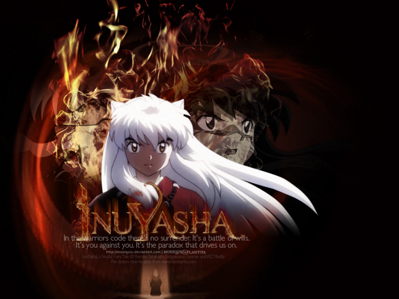 InuYasha: Burning Heart