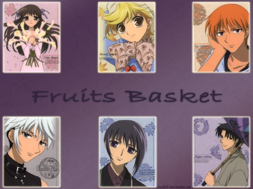 Fruits Basket By Sunfalle