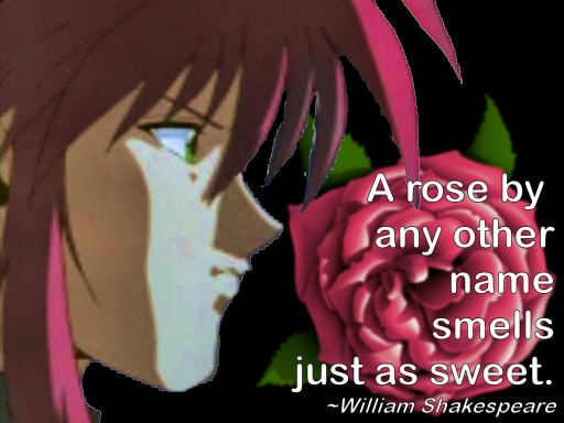 A Rose Is A Rose