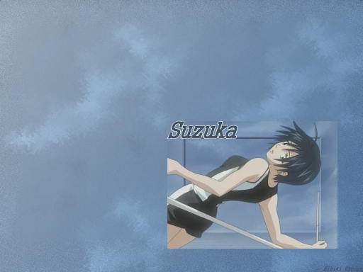 Suzuka - High Jump Beauty