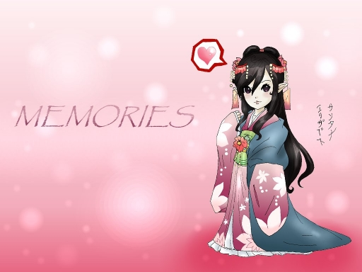 Lady Yume :MEMORIES