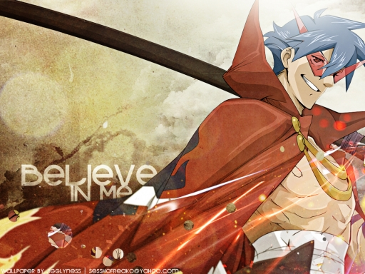 Believe - Kamina