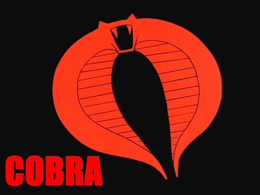 Hail COBRA!!!