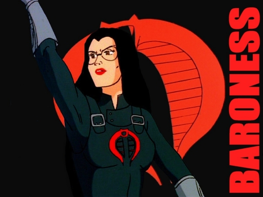 Baroness of COBRA