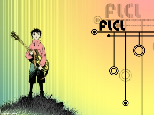 Flcl All The Way
