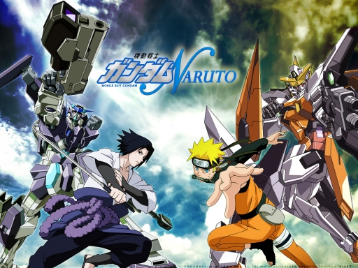 GUNDAM NARUTO
