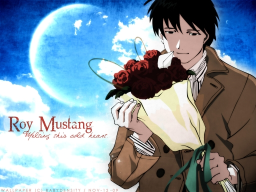 Roy Mustang's Heart