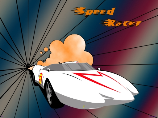 Speed Racer 006
