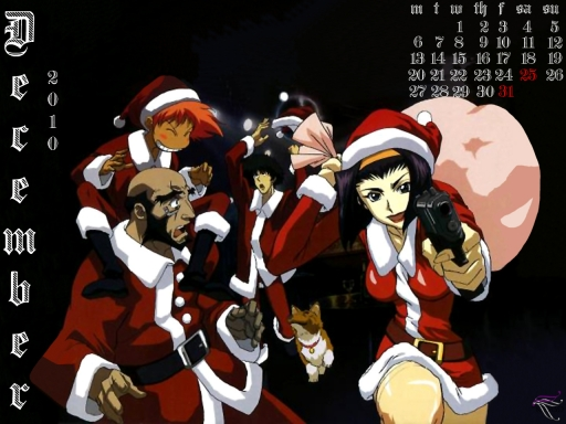 Cowboy Bebop December