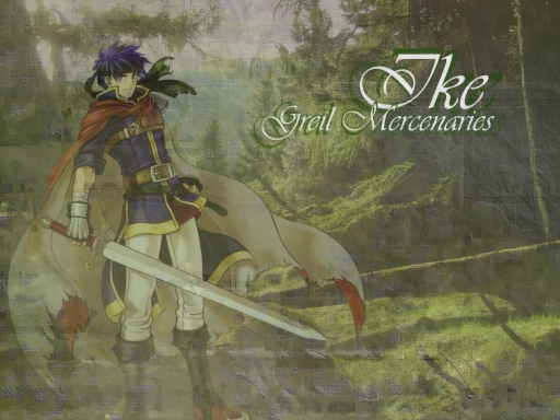 Greil Mercenary leader Ike