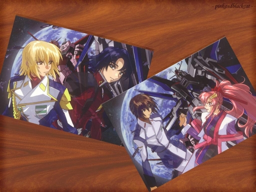 Gundam Seed Group