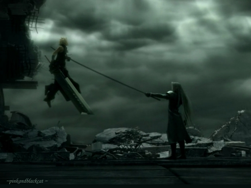Sephiroth Vs. Cloud