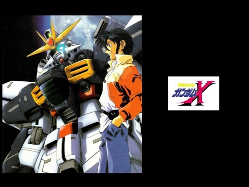 Garrod Ran And Gundam Double X