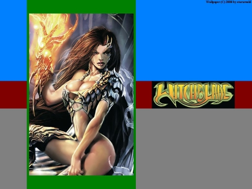 Meet Witchblade