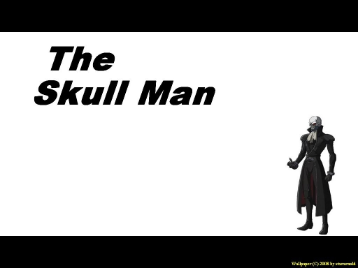 The Skull Man