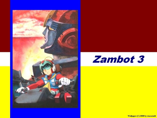 Kappei and Zambot 3