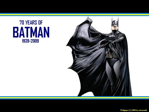 70 Years of Batman