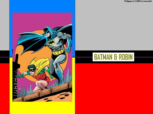 Batman & Robin 1960s