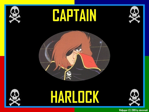 Harlock (GE999 Movie Version)