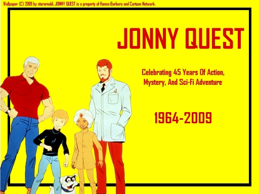 45 Years Of Jonny Quest